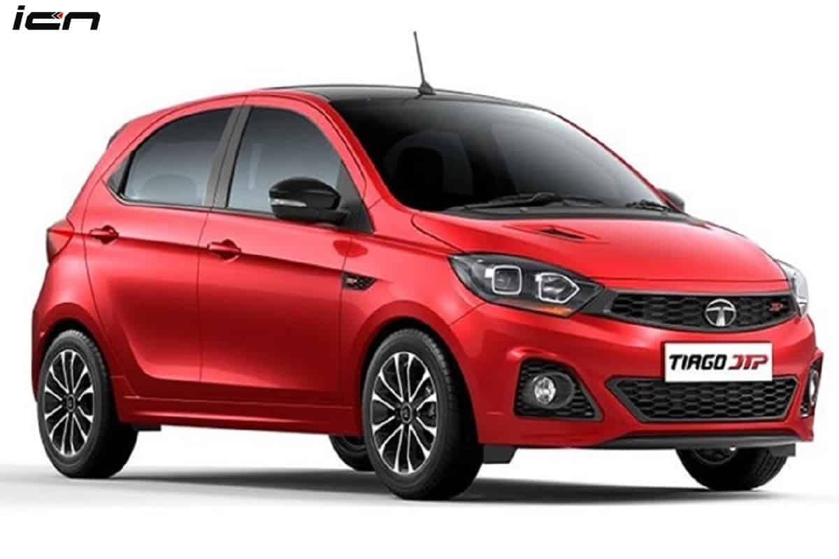 Tata JTP Cars