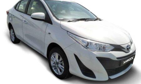 Toyota Yaris Taxi Price