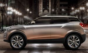 Upcoming Mahindra SUVs 2020