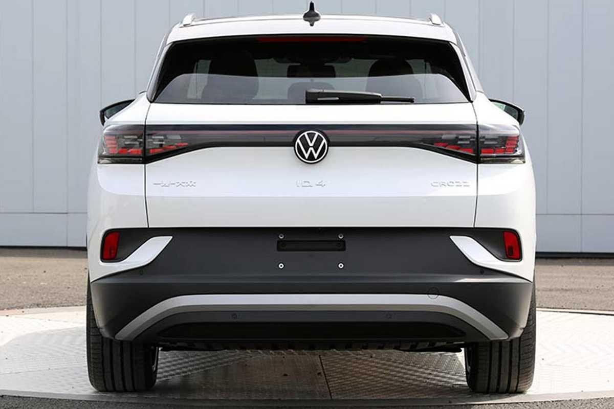 India-Bound Volkswagen ID.4 EV Fully-Revealed