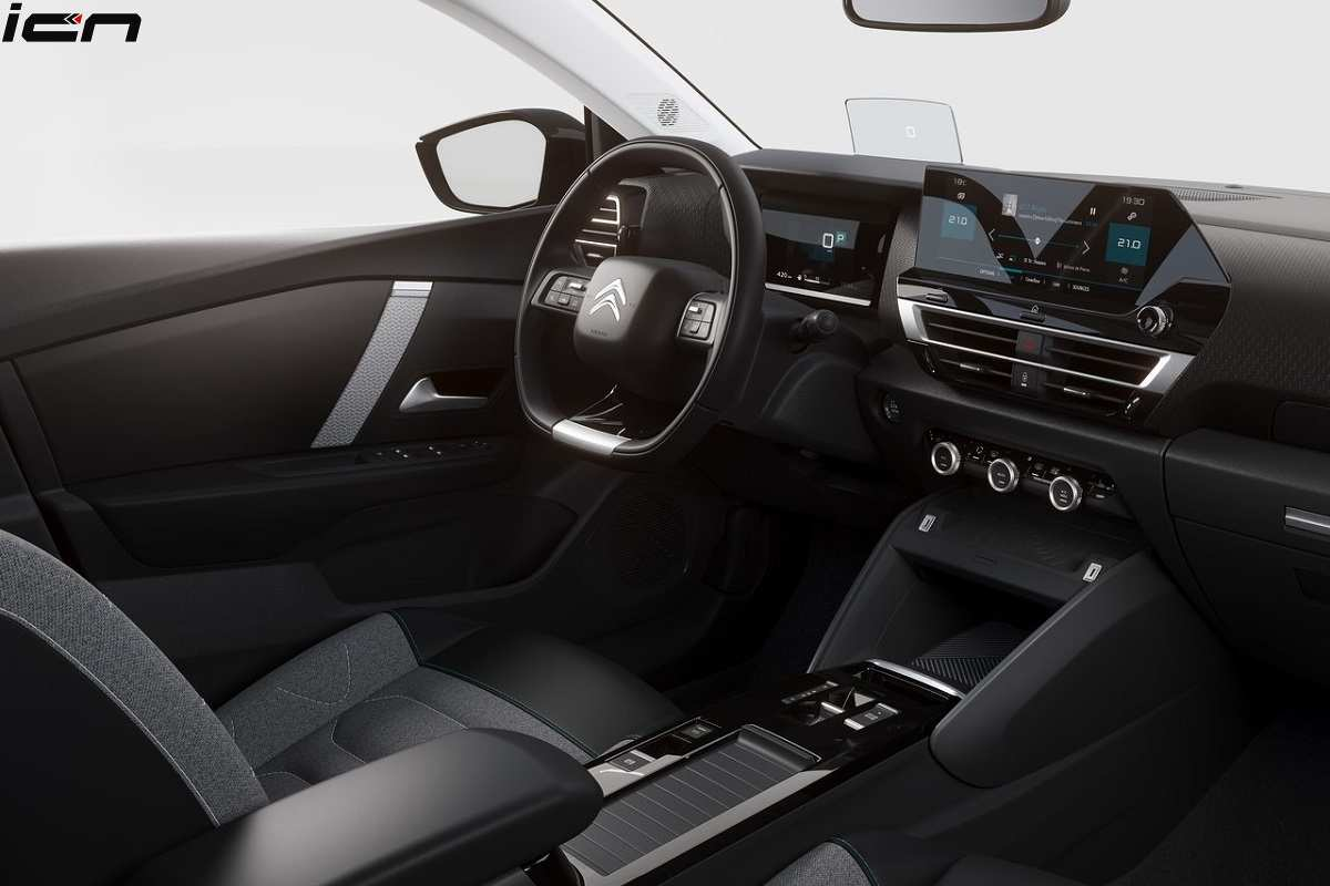 2020 Citroen C4 Interior