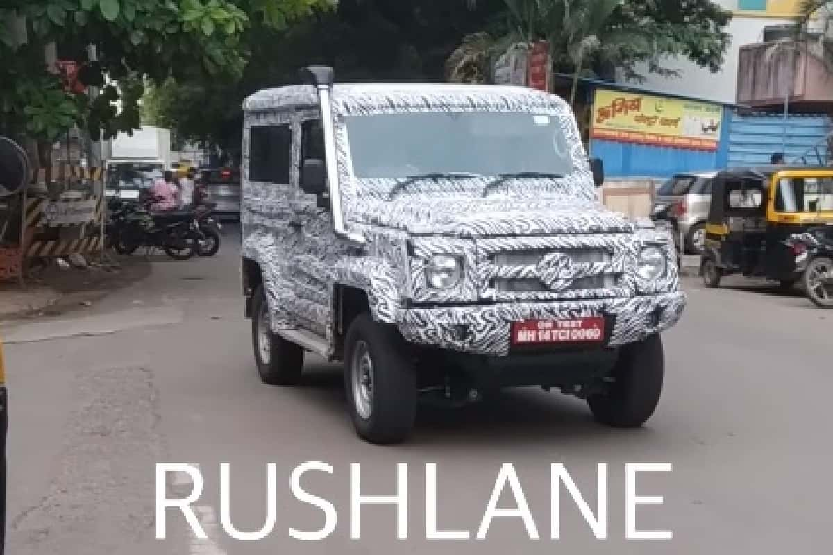 2020 Force Gurkha (New Thar Rival) Spotted; Launch Soon
