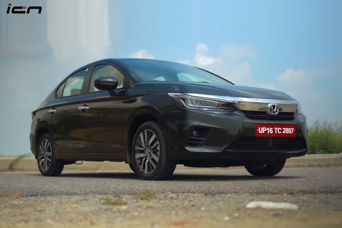 2020 Honda City Alexa Remote