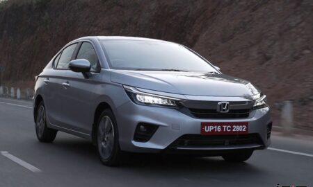 2020 Honda City Price List