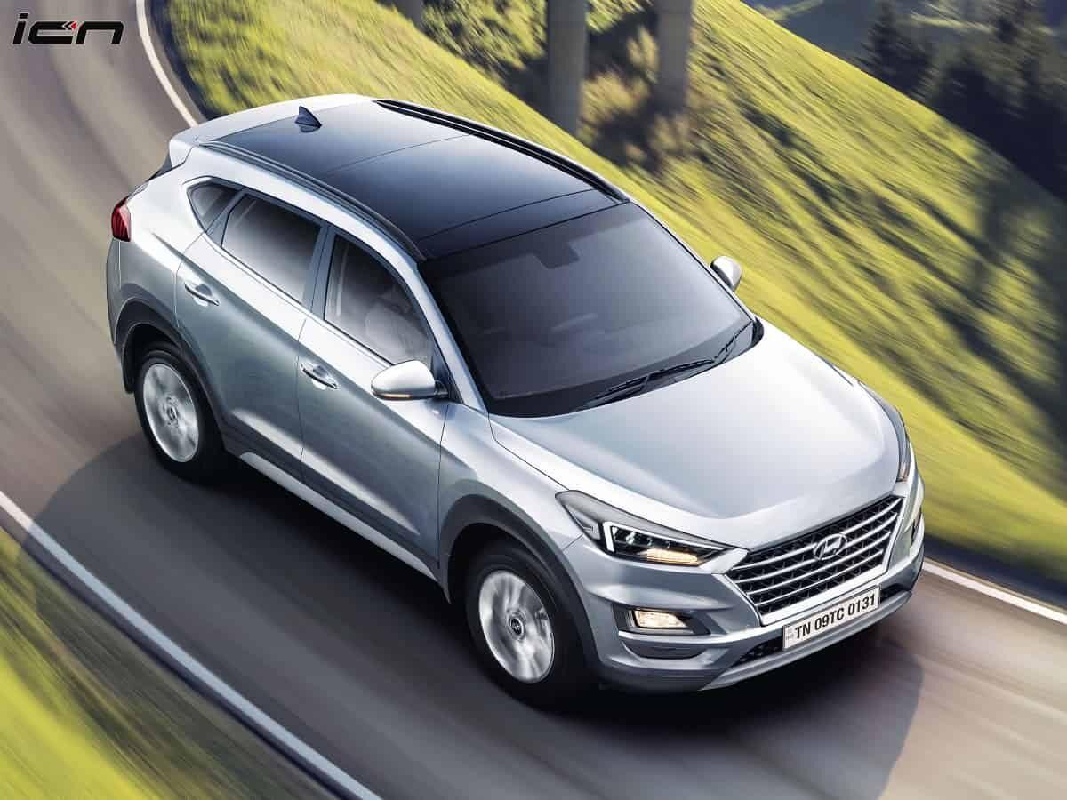 2020 Hyundai Tucson Specs