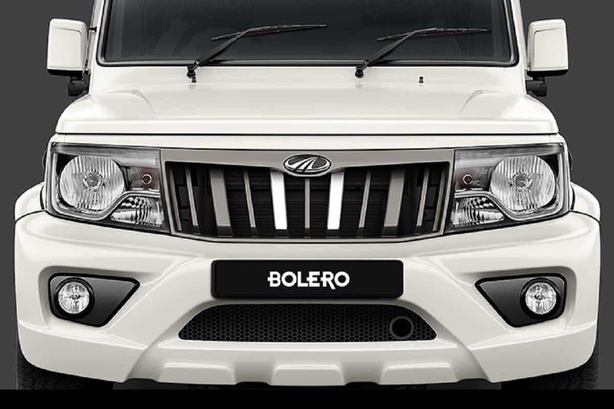New Bolero – Top Selling Mahindra SUV In June, 2020