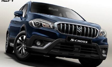2020 Maruti Suzuki S-Cross Petrol