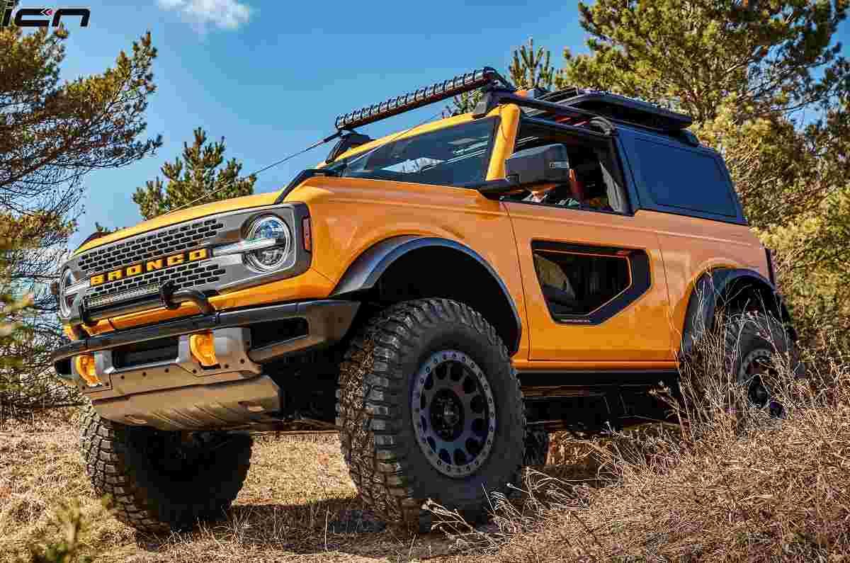 Ford Bronco 2-Door
