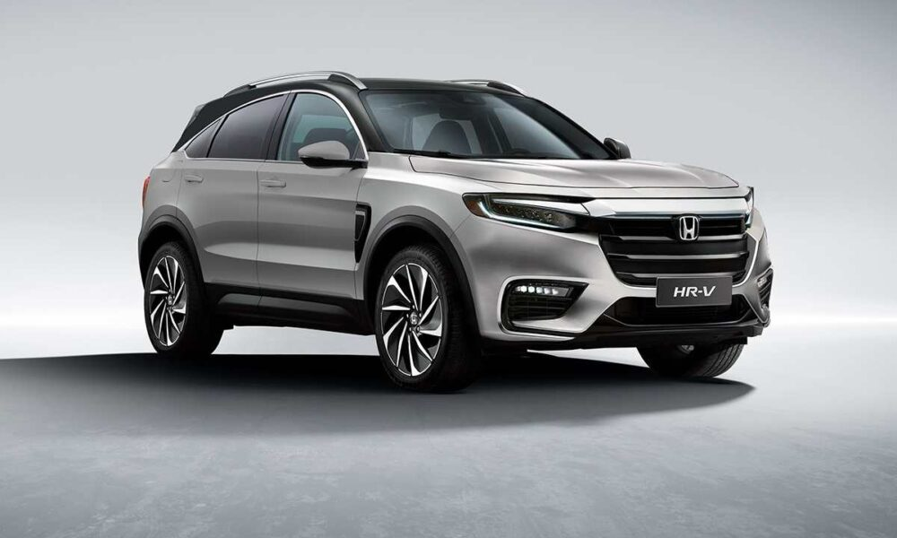 2021 Honda HR-V rendering