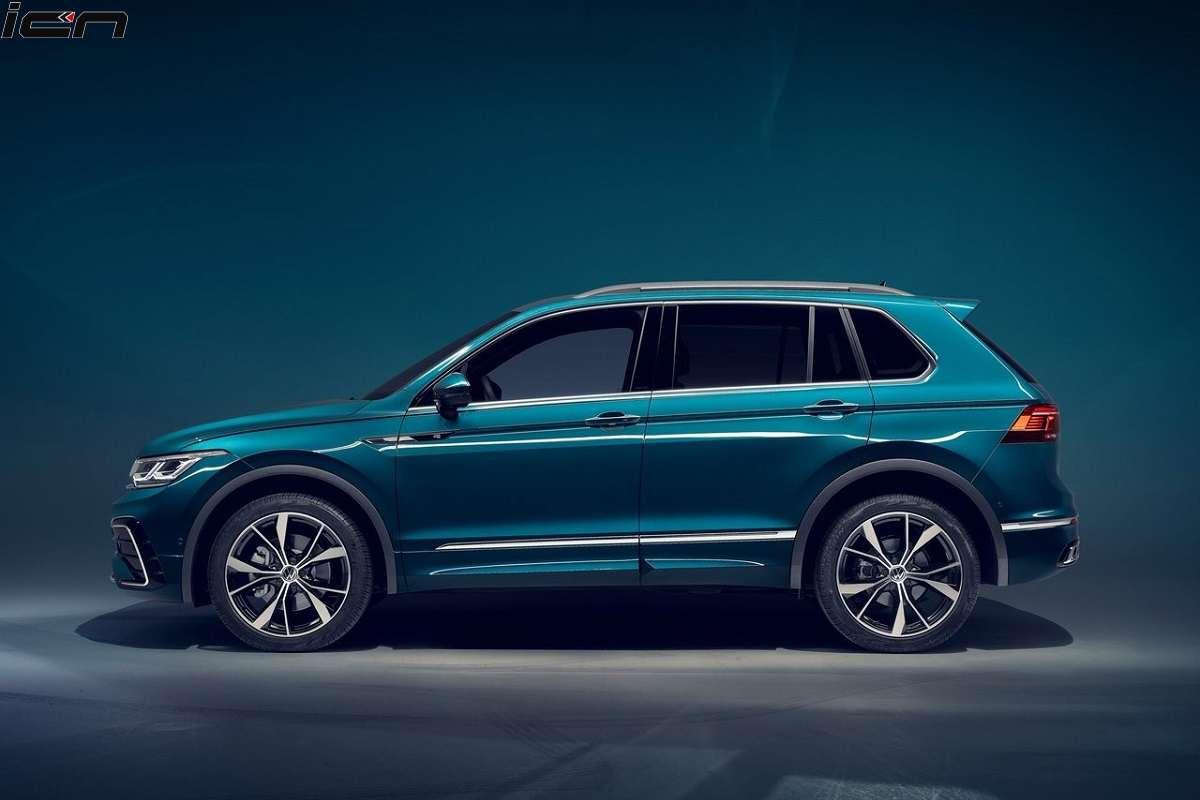 2021 Volkswagen Tiguan Design