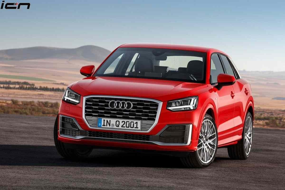 Audi Q2 India Launch