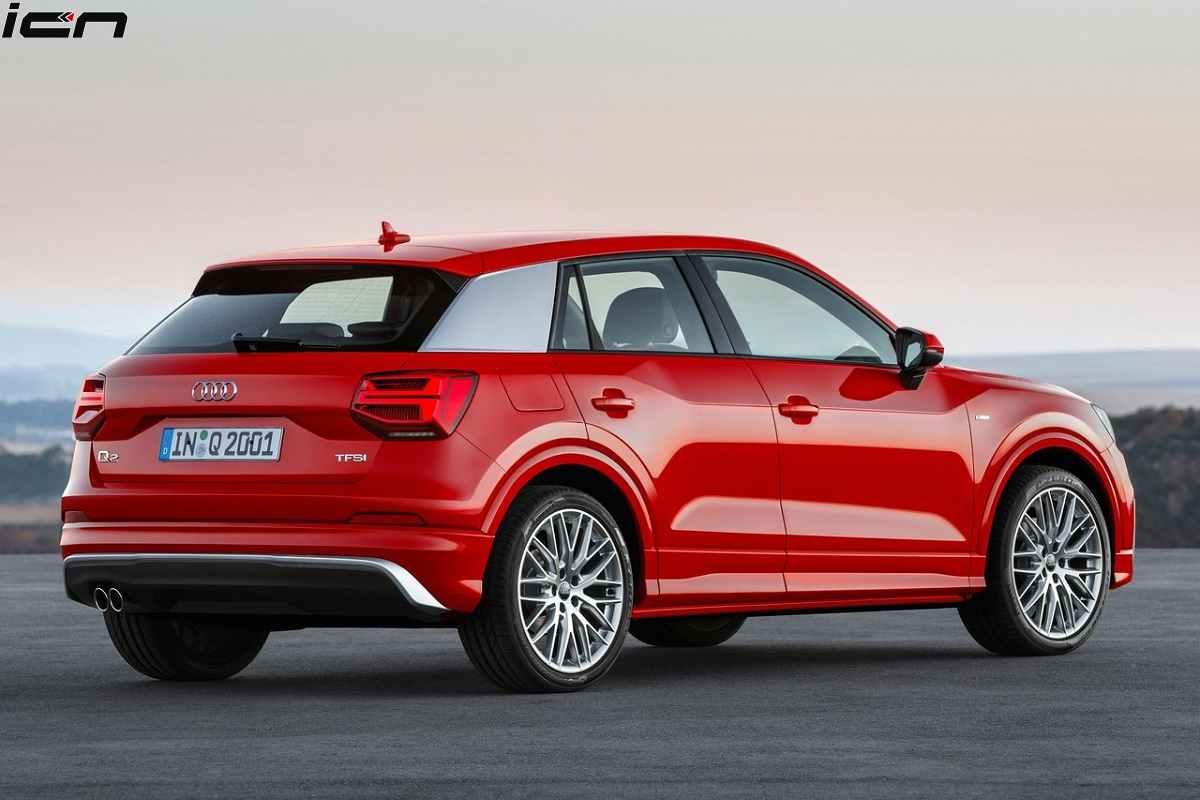 Audi Q2 India Price