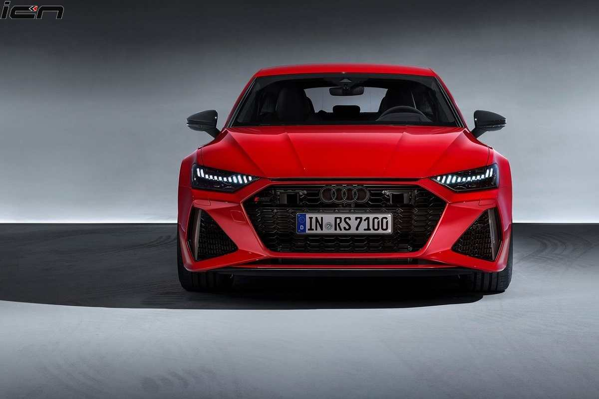 Audi RS7 Sportback India Launch Date Is July 16, 2020