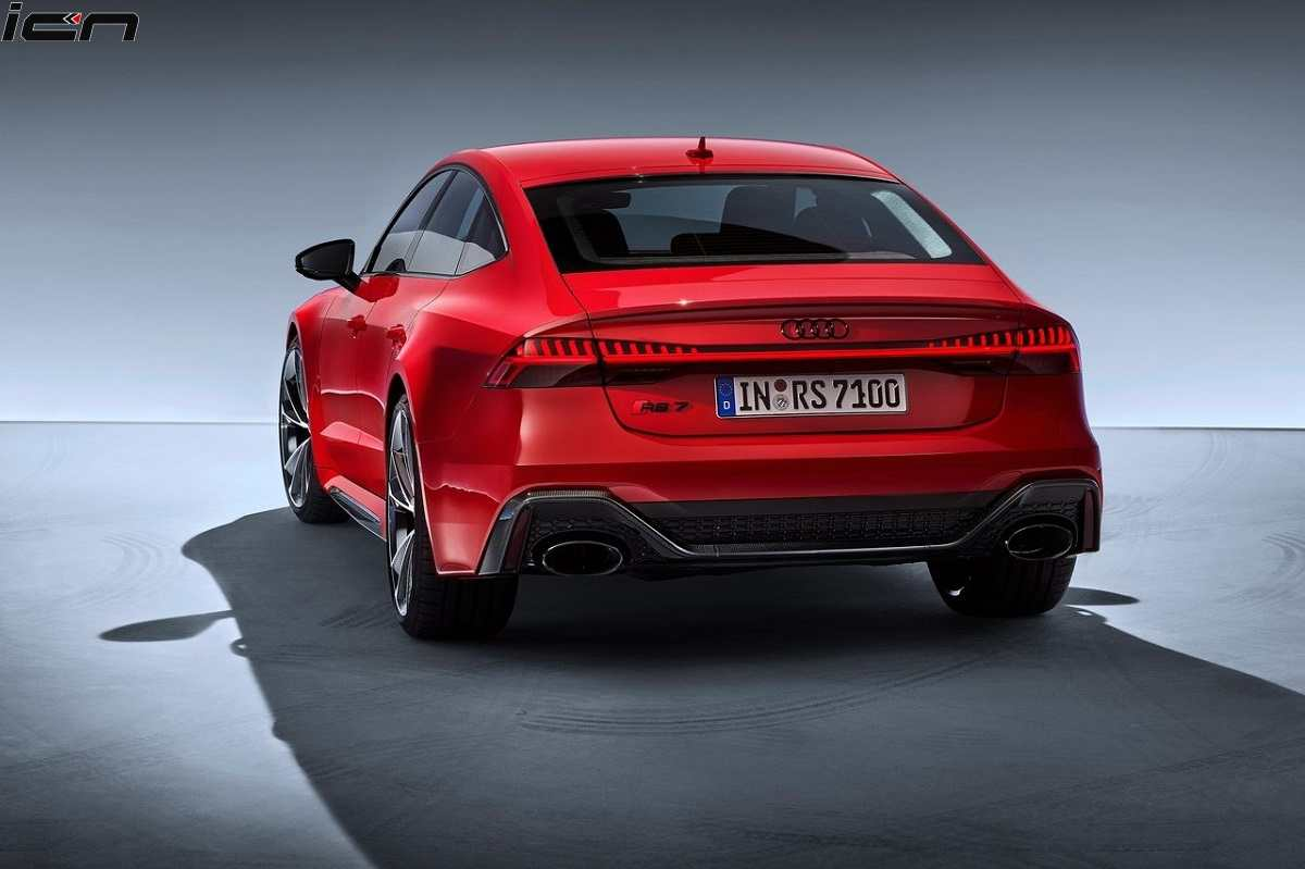 Audi RS7 Sportback India Specs