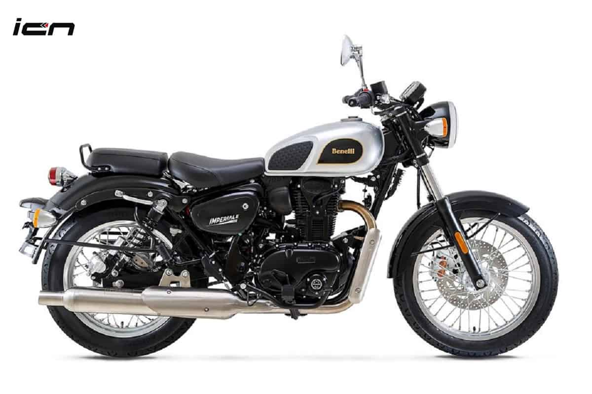 BS6 Benelli Imperiale 400 Price