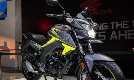 BS6 Honda CB Hornet 160R Price