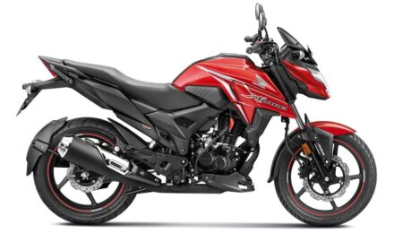 2020 Honda X-Blade 160 Launch Price