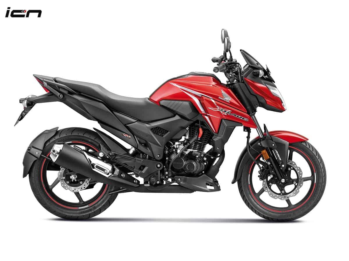 2020 Honda X-Blade 160 Launch Price