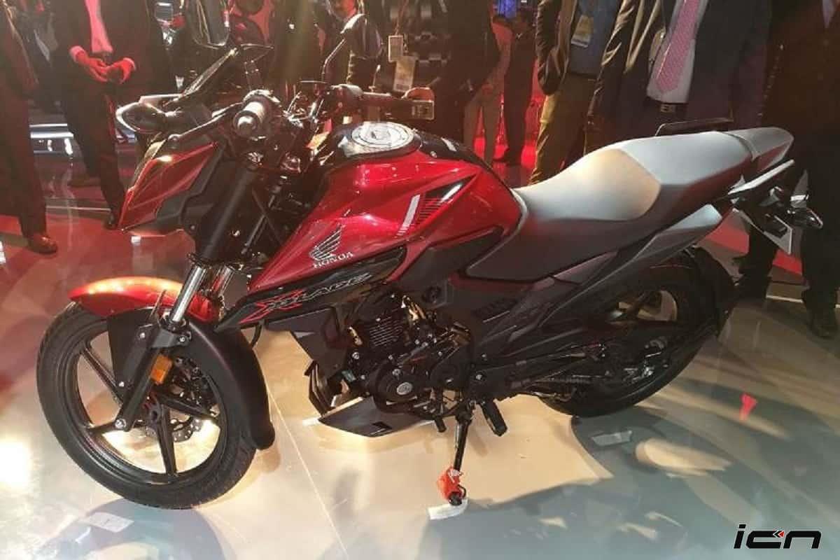 BS6 Honda X-Blade 160 Price
