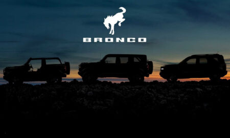 Ford Bronco Teased