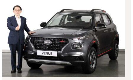 Hyundai Venue iMT Price