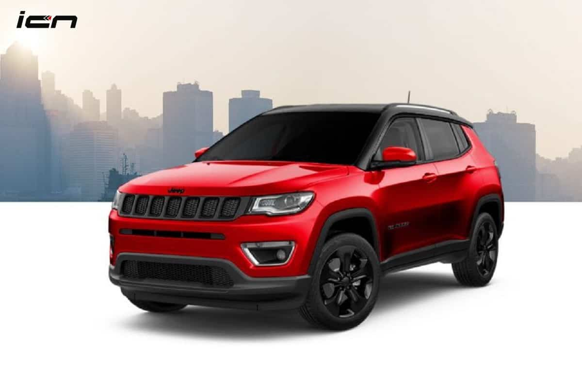 Jeep Compass Night Eagle Edition Prices