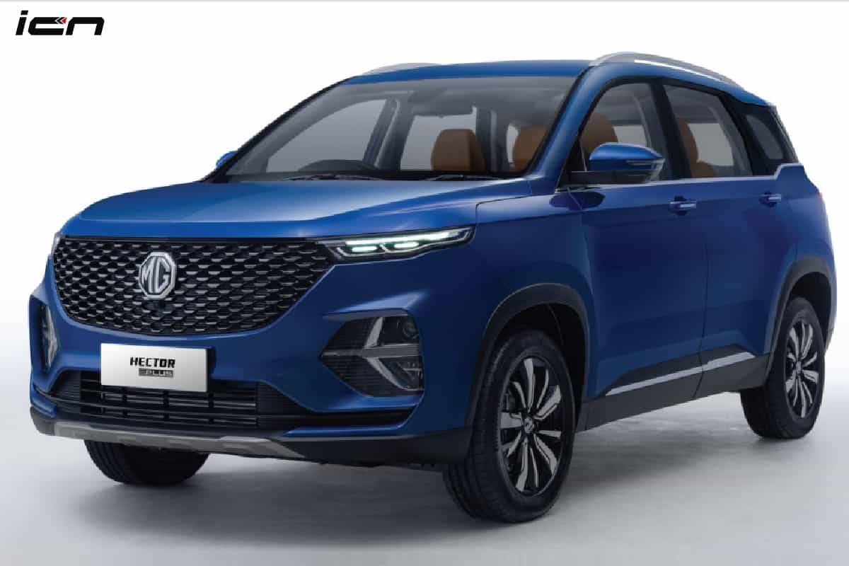 MG Hector Plus 6-seater Features