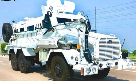 Mahindra Defence Vehicle