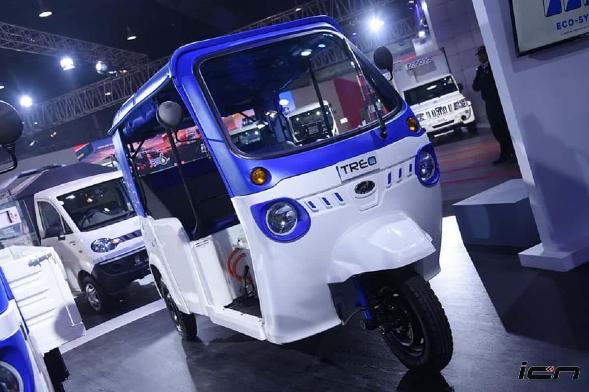 Mahindra Treo Electric