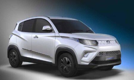 Mahindra eKUV100 Launch