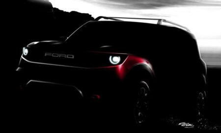 Next-gen Ford EcoSport Bronco (1)