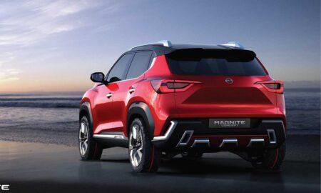 Nissan Magnite Concept Design