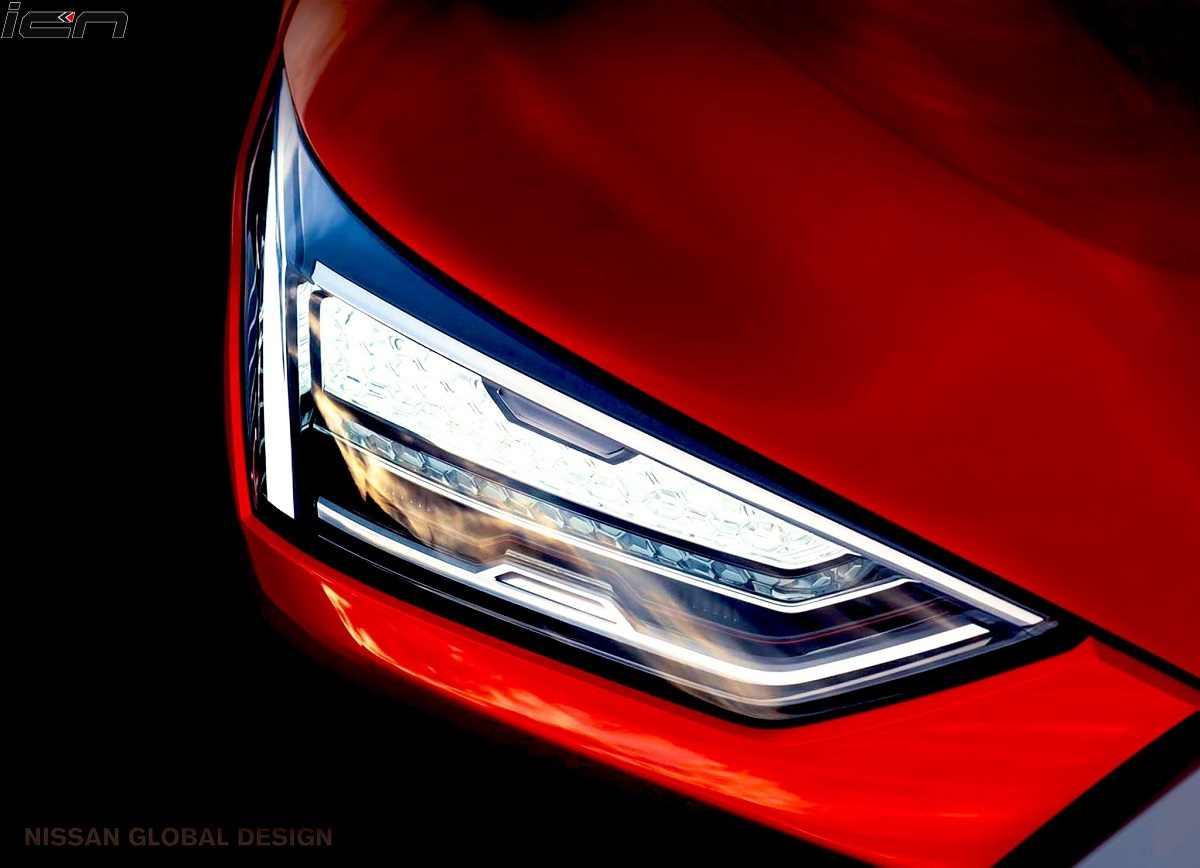 Nissan Magnite Headlamp