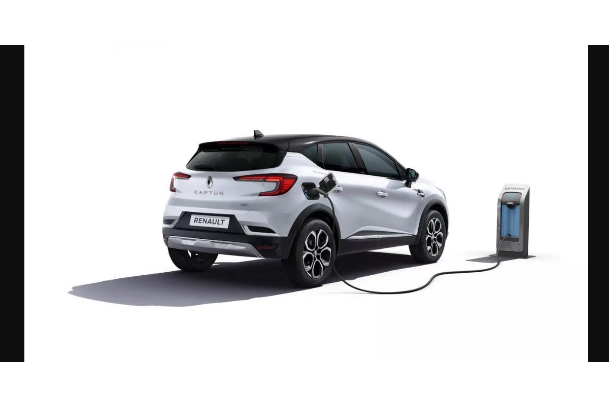 Renault Captur Electric