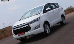 Toyota Innova Crysta CNG Price