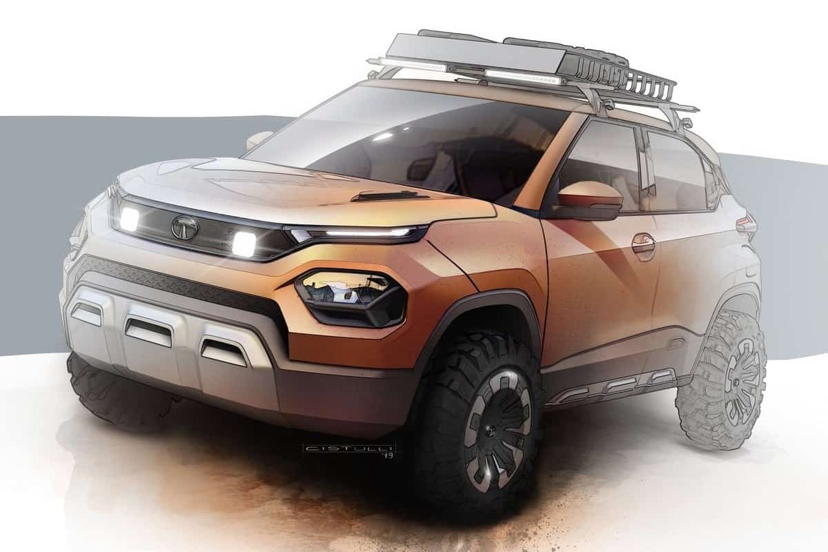 Upcoming New Tata SUVs