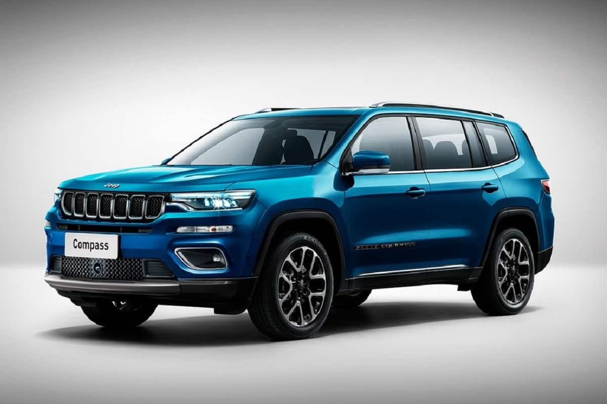 Jeep H6 7 Seater Suv Fortuner Rival New Launch Timeline Revealed
