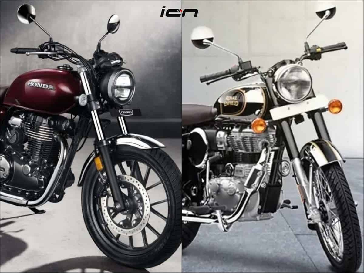 Honda Hness Cb350 Vs Royal Enfield Classic 350 Which One Is Better