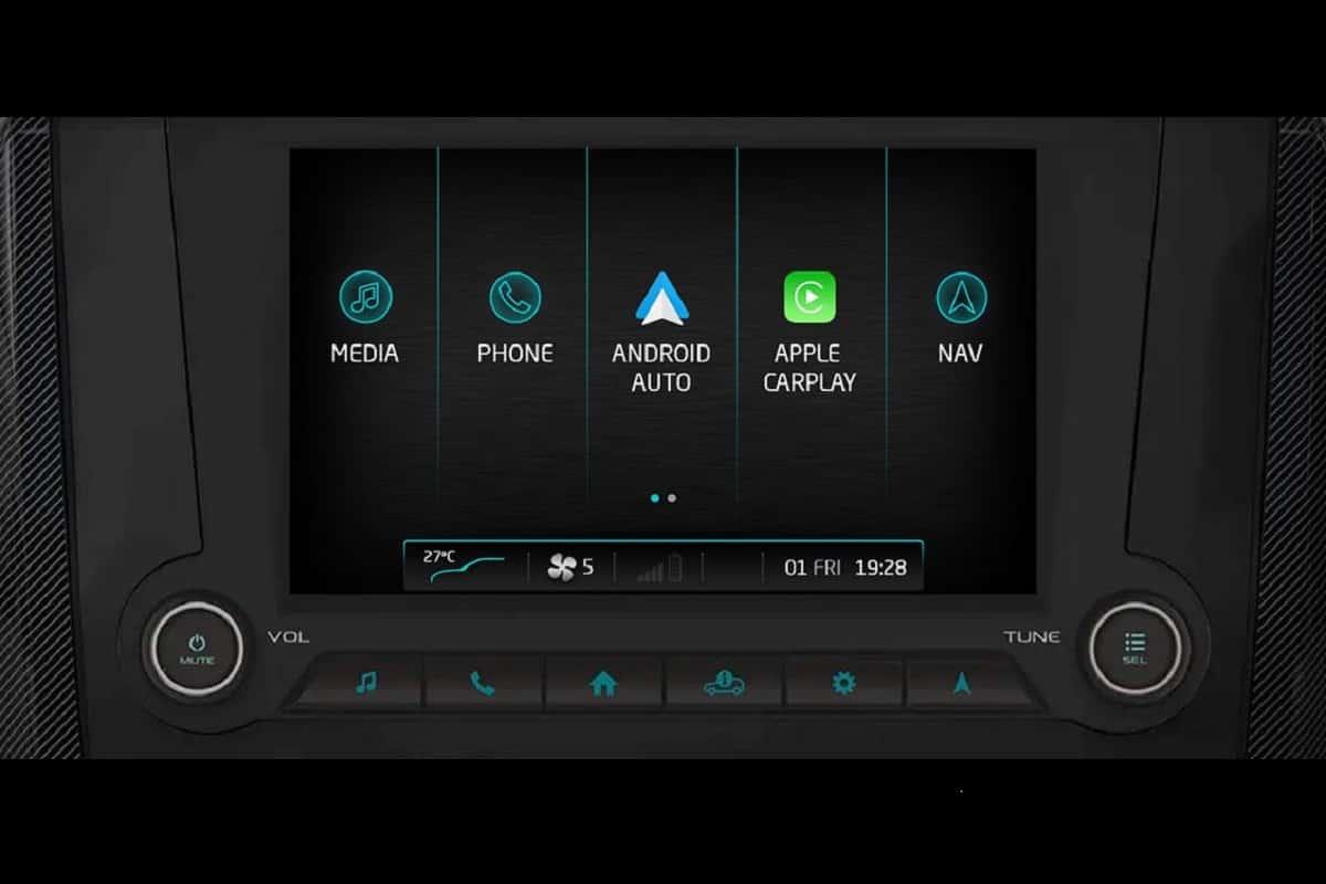 Scorpio Android Apple CarPlay Upgrade