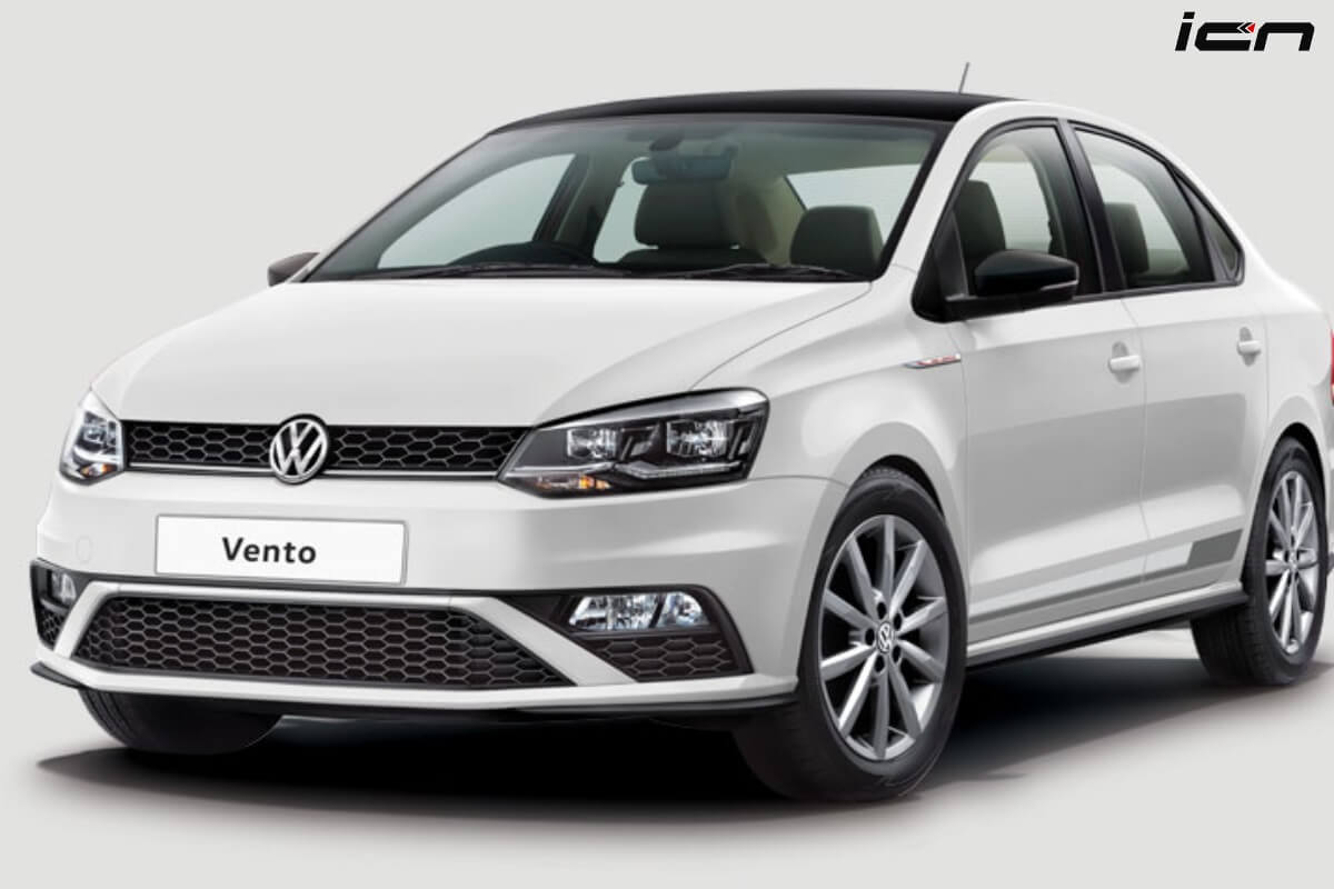 Volkswagen Polo Vento Red White Editions Launched