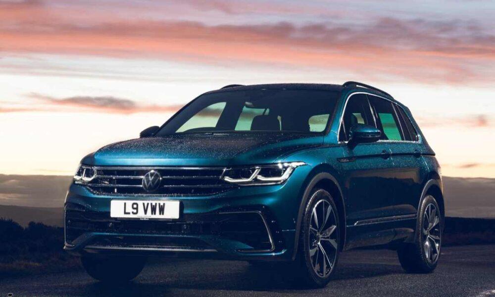 2021 Volkswagen Tiguan R announces 315bhp engine with top ...
