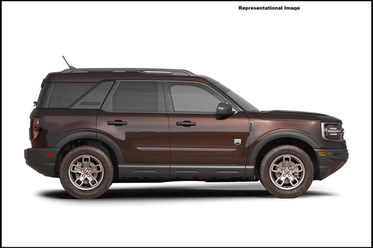 Ford C-SUV Bronco Sport
