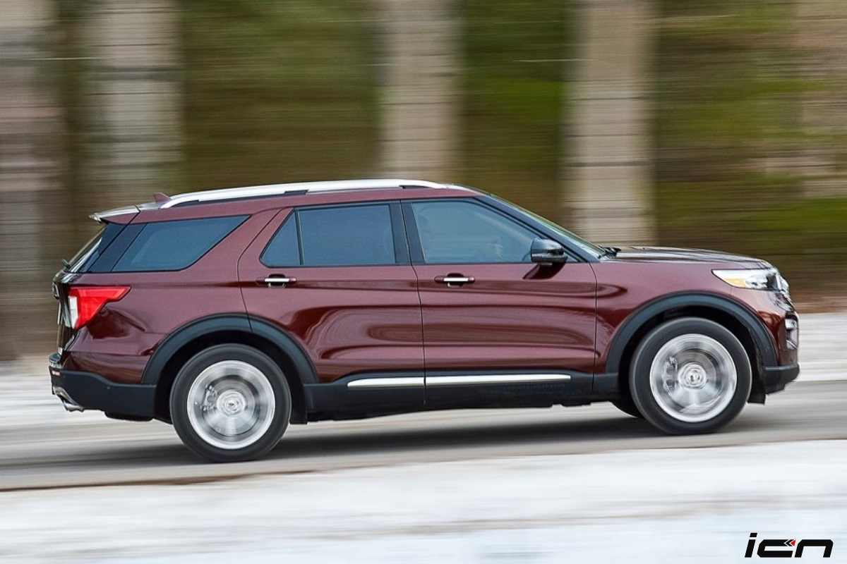 Ford C-SUV Imagined