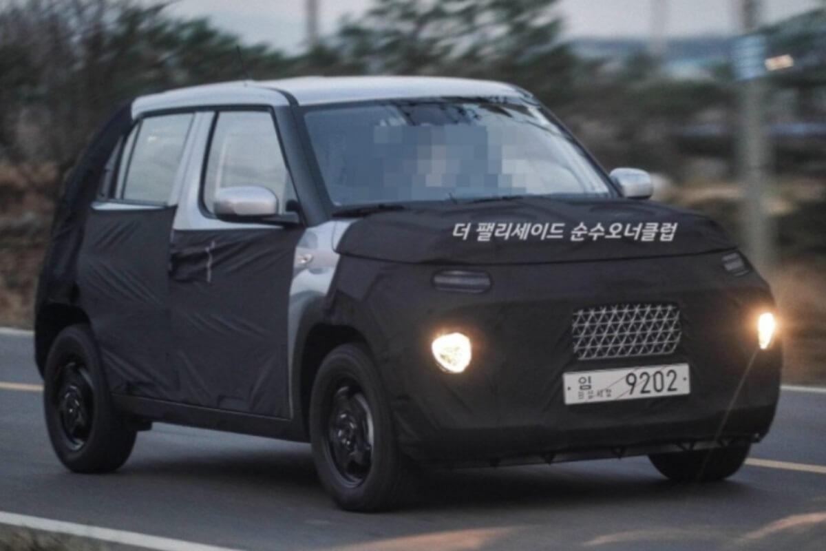 Hyundai AX SUV India