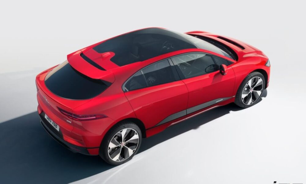 5 Things To Know About The New Jaguar I-Pace Electric SUV