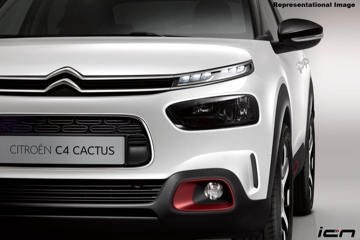 Citroen C4 Cactus Front (1)