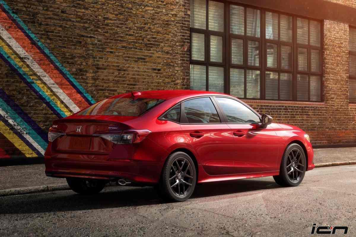 2022 Honda Civic Sedan Fully Revealed; Exterior, Interior, Specs