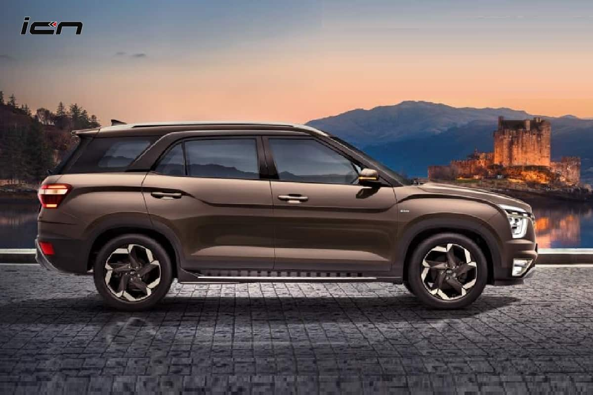 Hyundai Alcazar Launch