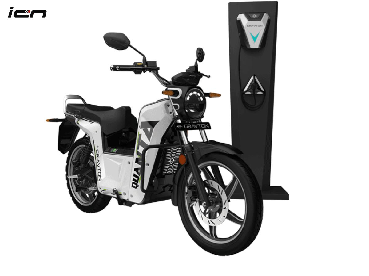 Gravton electric bike