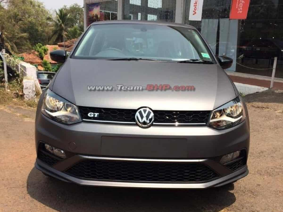 Features of the Volkswagen Polo Matte Edition